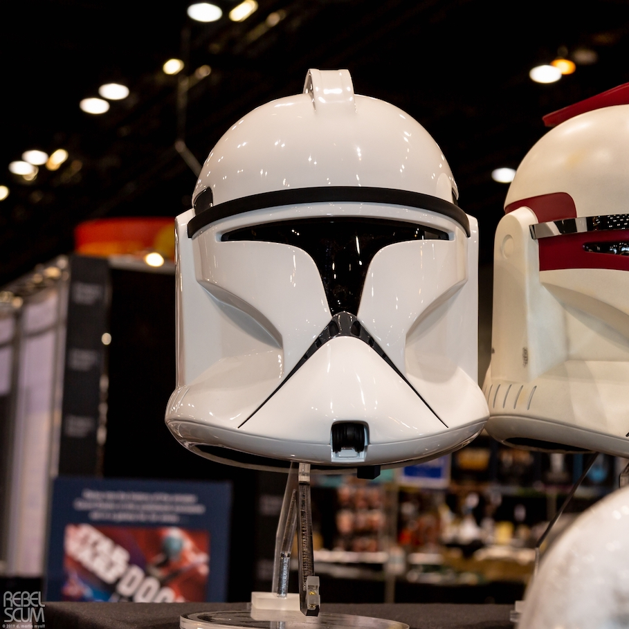Clone Trooper Character Helmets 1