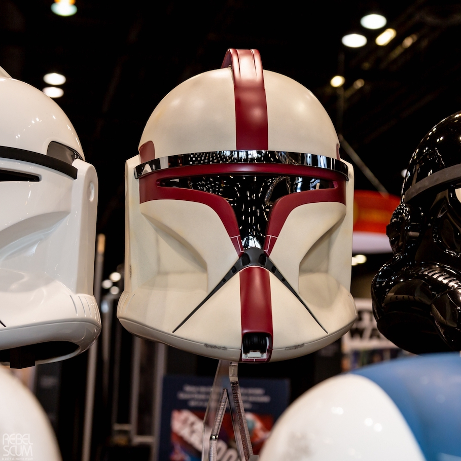 Clone Trooper Character Helmets 2