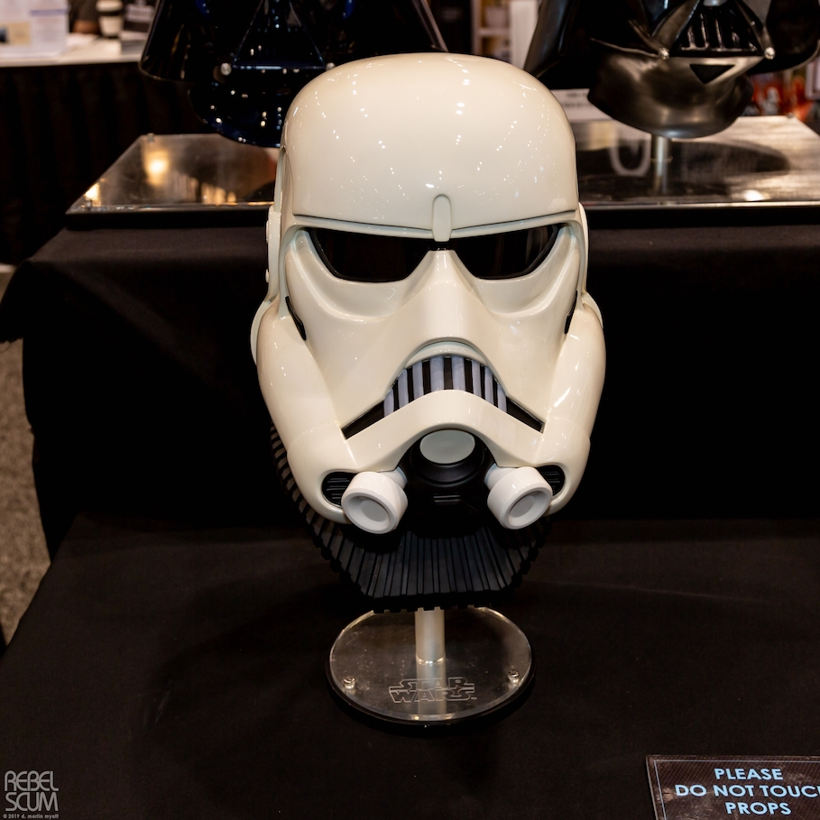 Imperial Stormtrooper Character Helmets 6