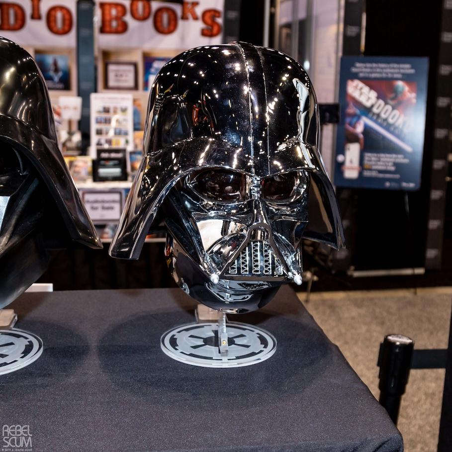 Darth Vader Helmets 1