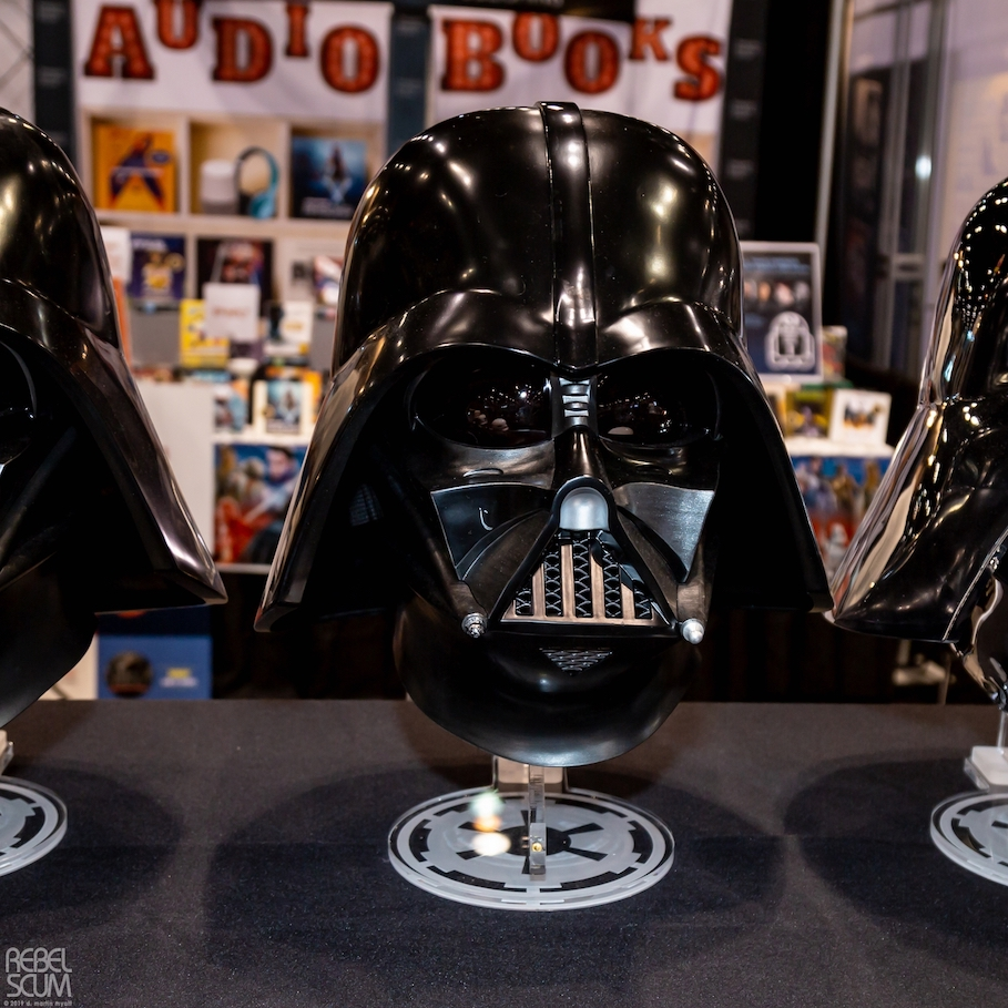 Darth Vader Helmets 2