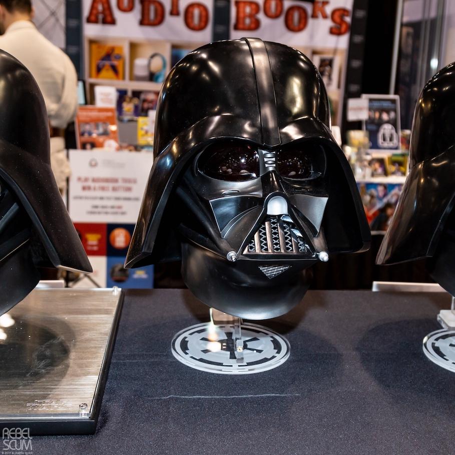 Darth Vader Helmets 3