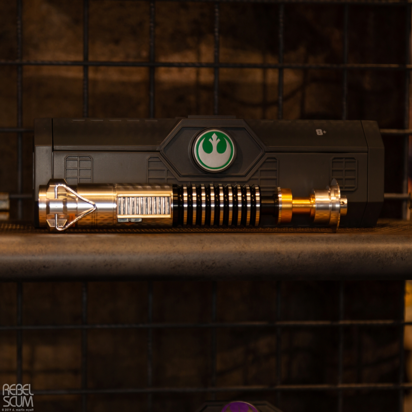 Galaxys-Edge-Star-Wars-Celebration-Chicago-Lightsabers-13