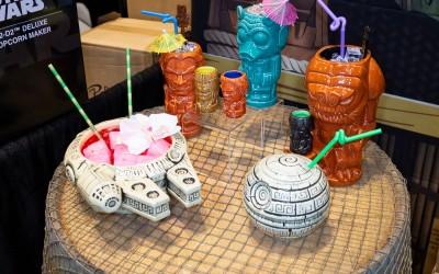 New Star Wars Celebration Chicago 2019 Tiki Mug Items Revealed!