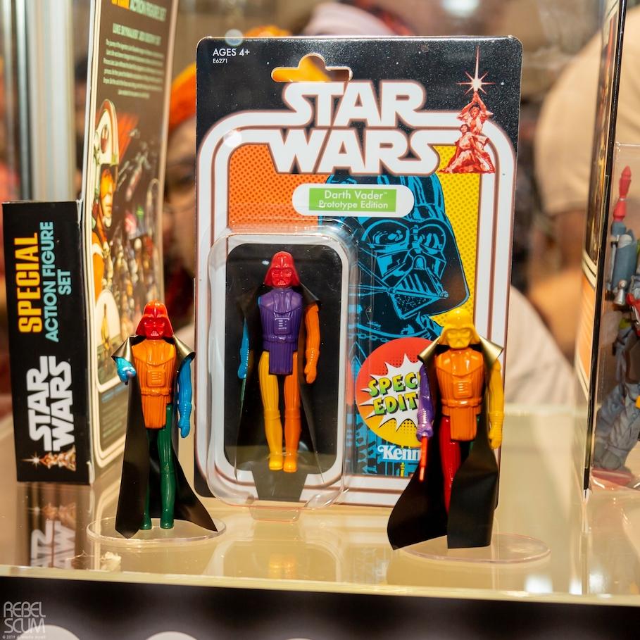 Darth Vader Multicolor Vintage Figure