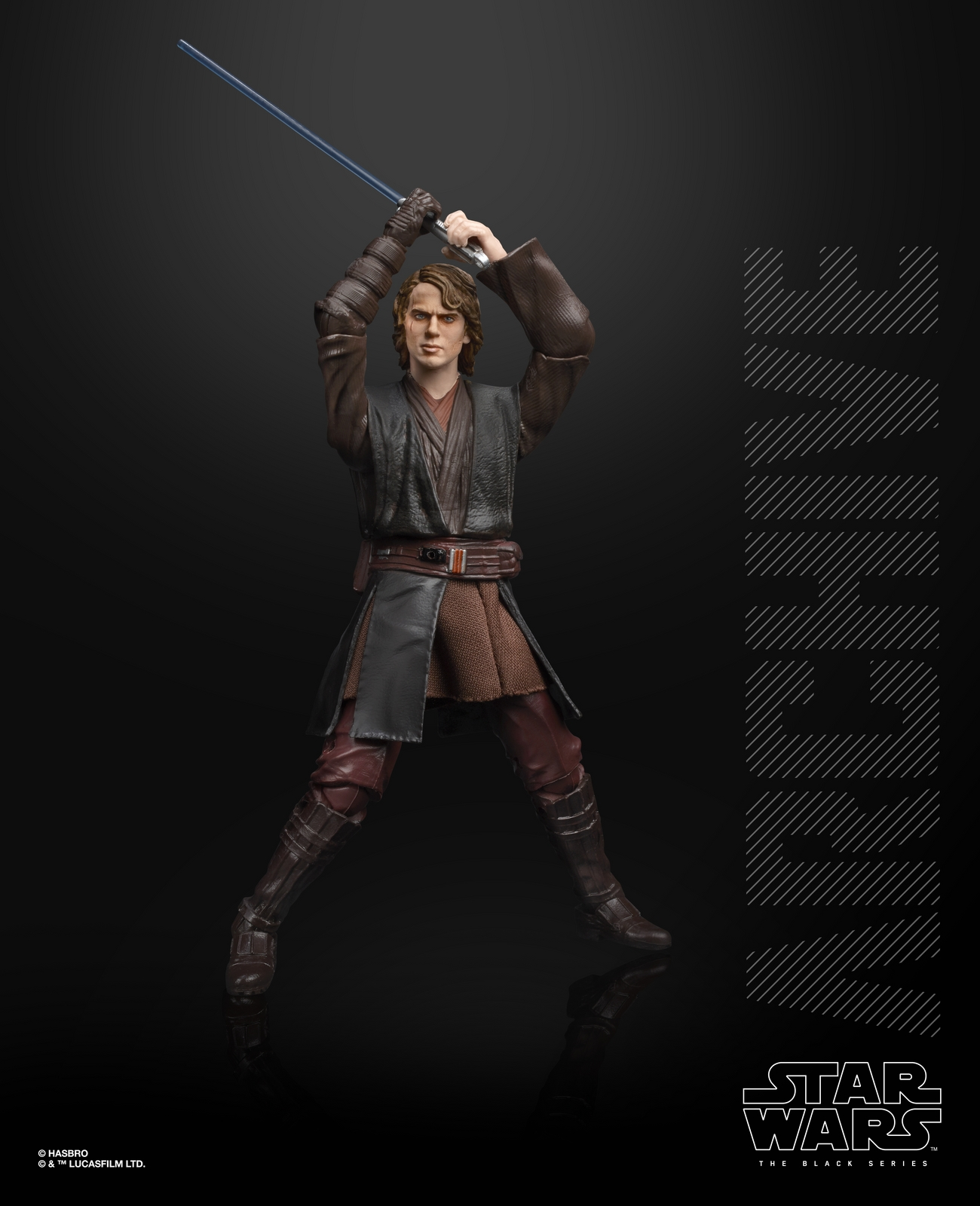 ROTS Anakin Skywalker Archive Black Series Figure 2