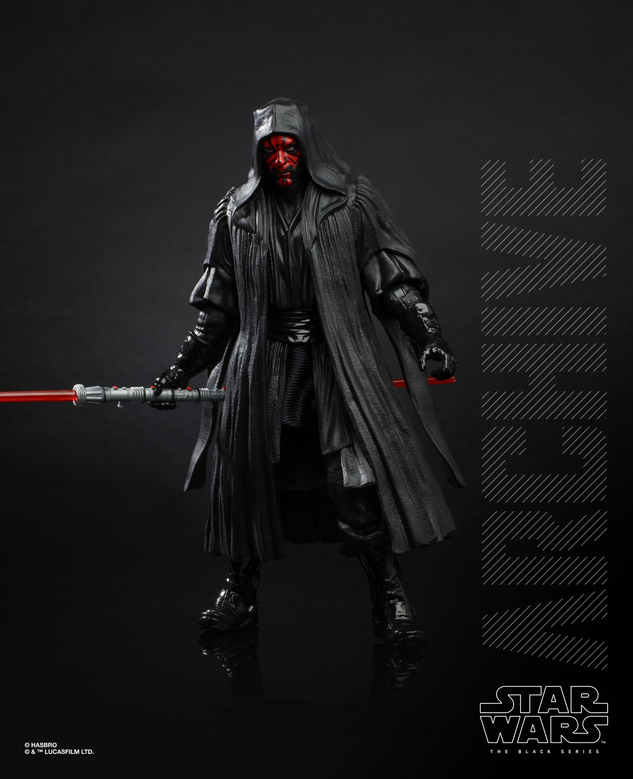 TPM Darth Maul Archive Black Series Figure 2