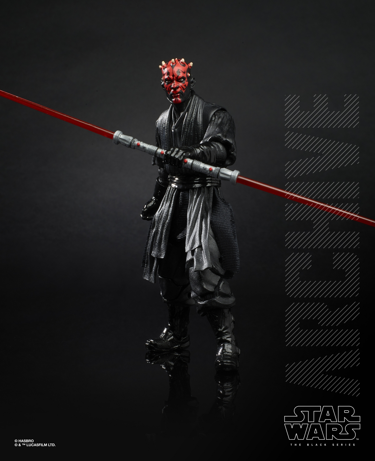 TPM Darth Maul Archive Black Series Figure 3