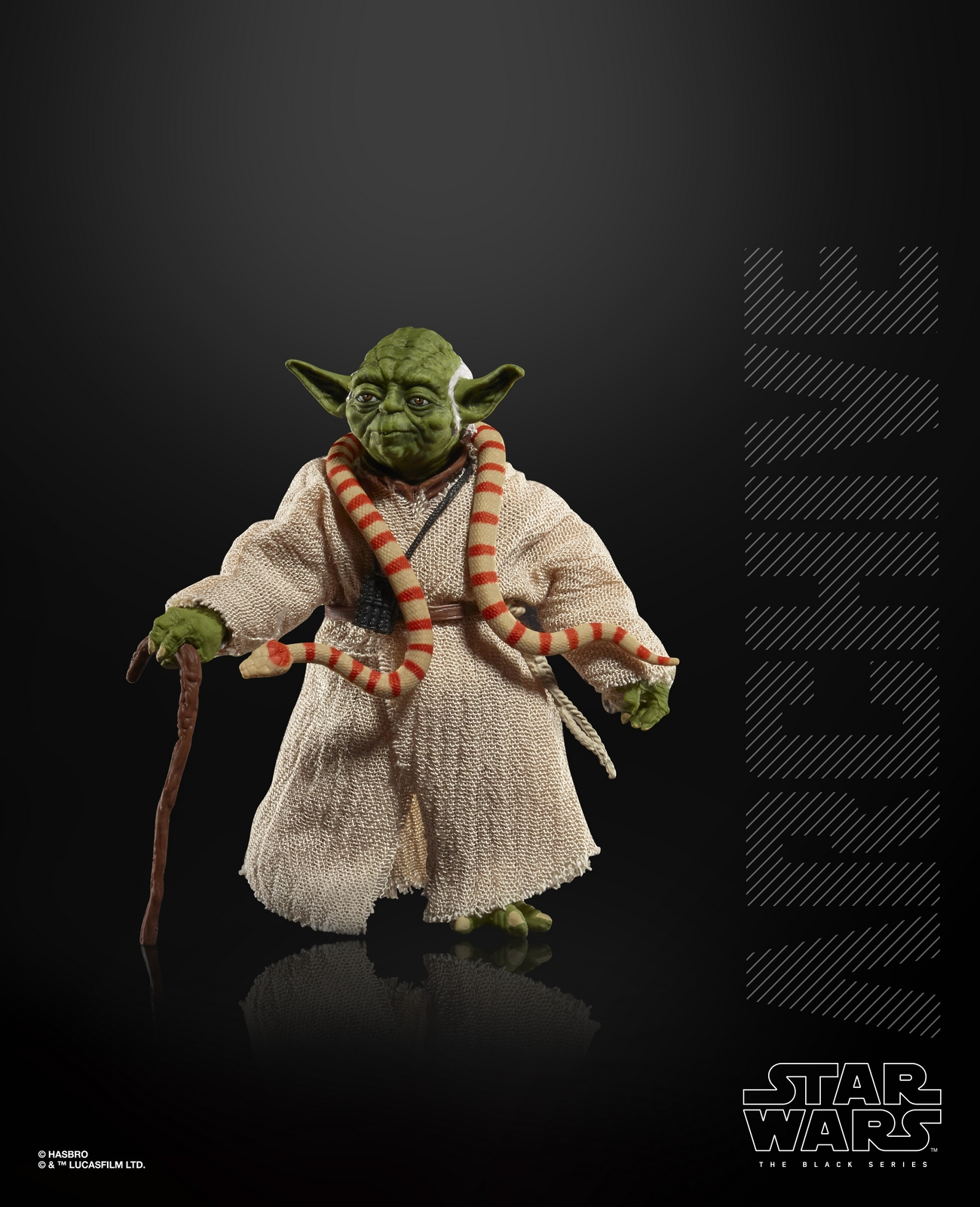 TESB Yoda Archive Black Series Figure 2