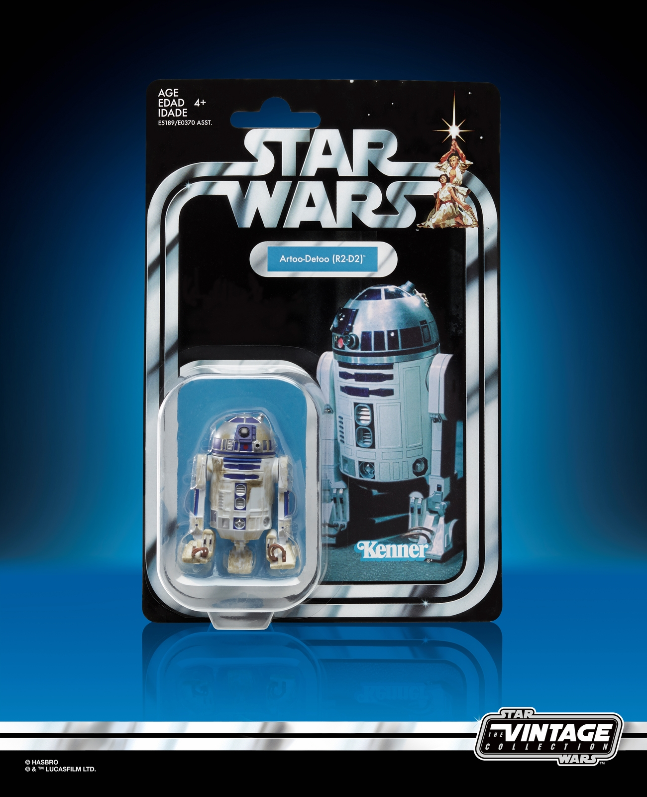 ANH R2-D2 Vintage Figure