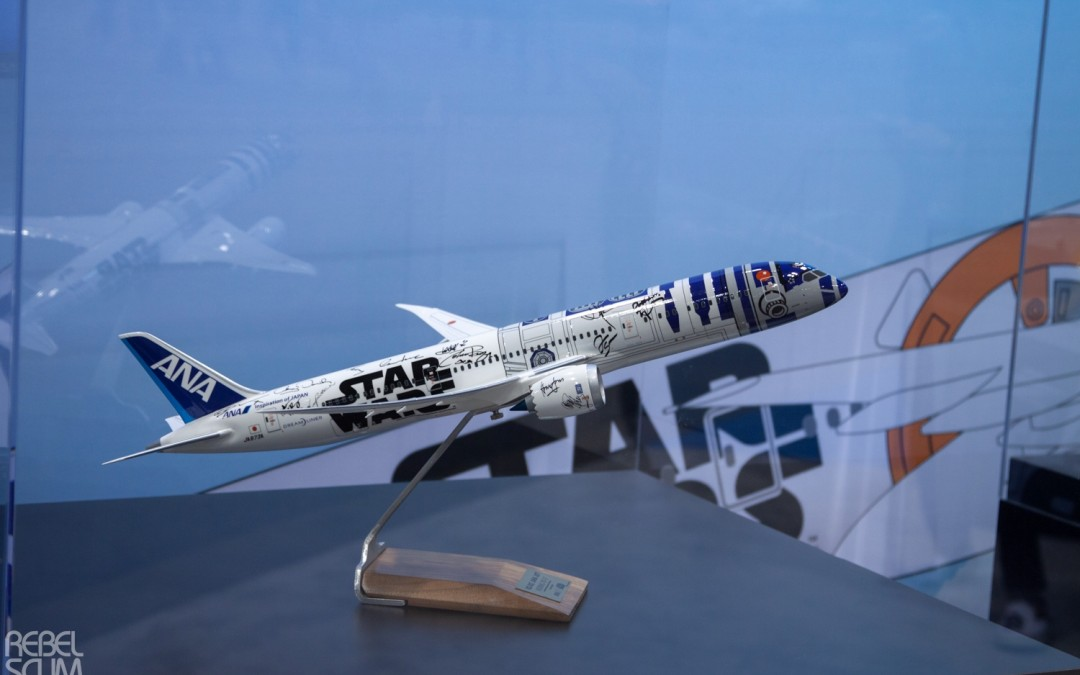 New Star Wars Celebration Chicago 2019 Airplanes Revealed!