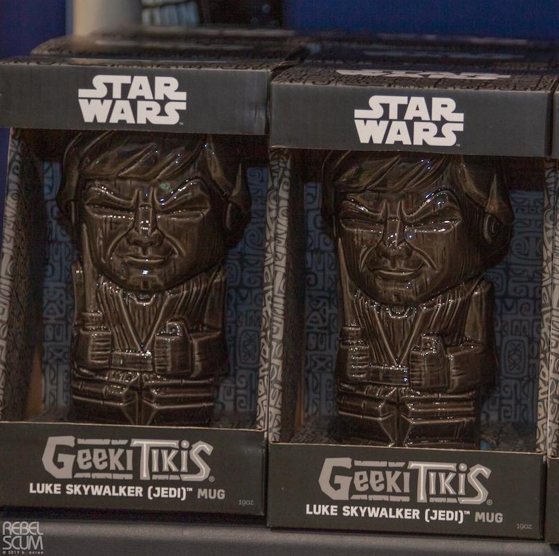 ROTJ Luke Skywalker (Jedi) Tiki Mug