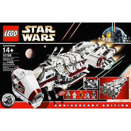 New A New Hope Tantive IV Lego Set now available!