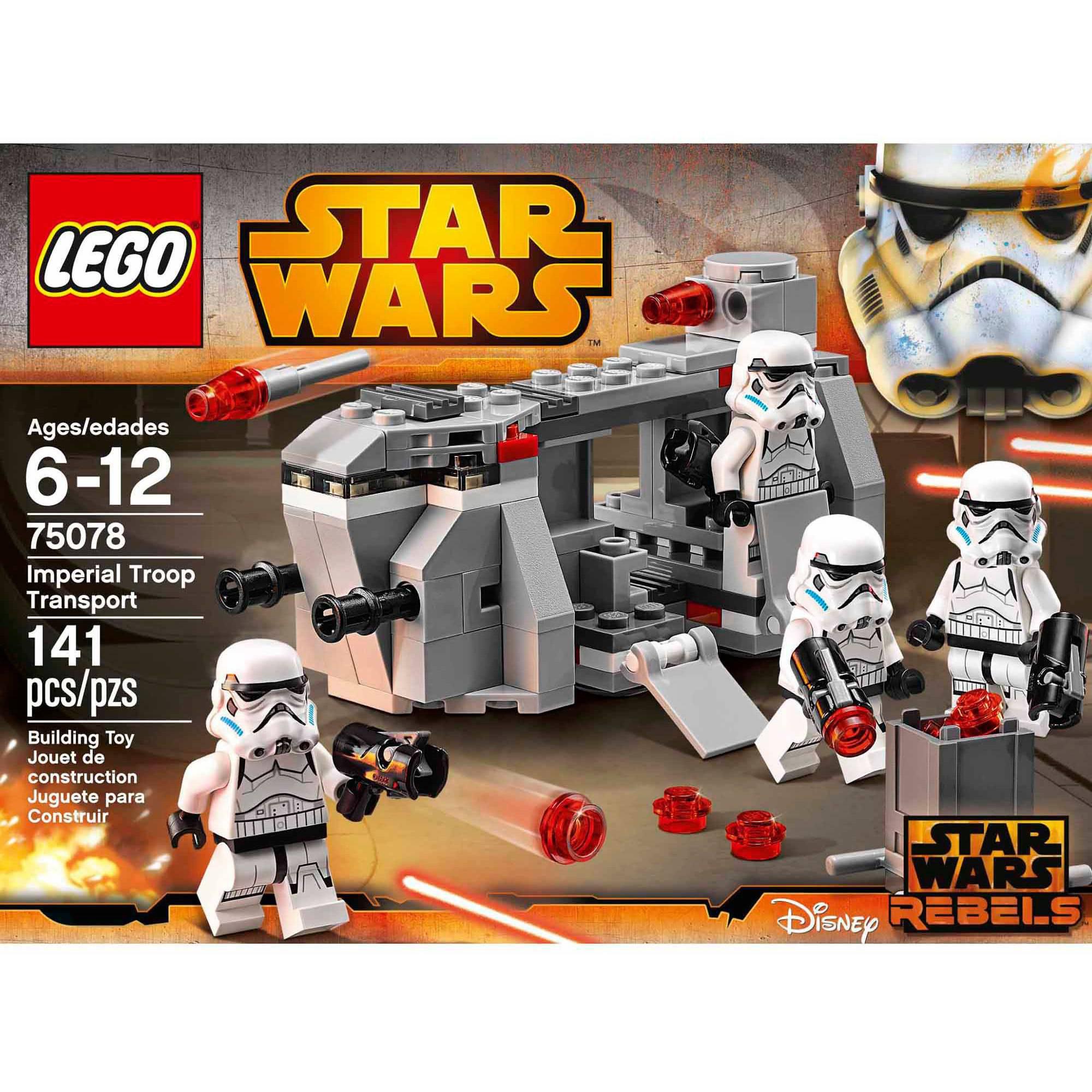 SWR Imperial Troop Transport Lego Set 1