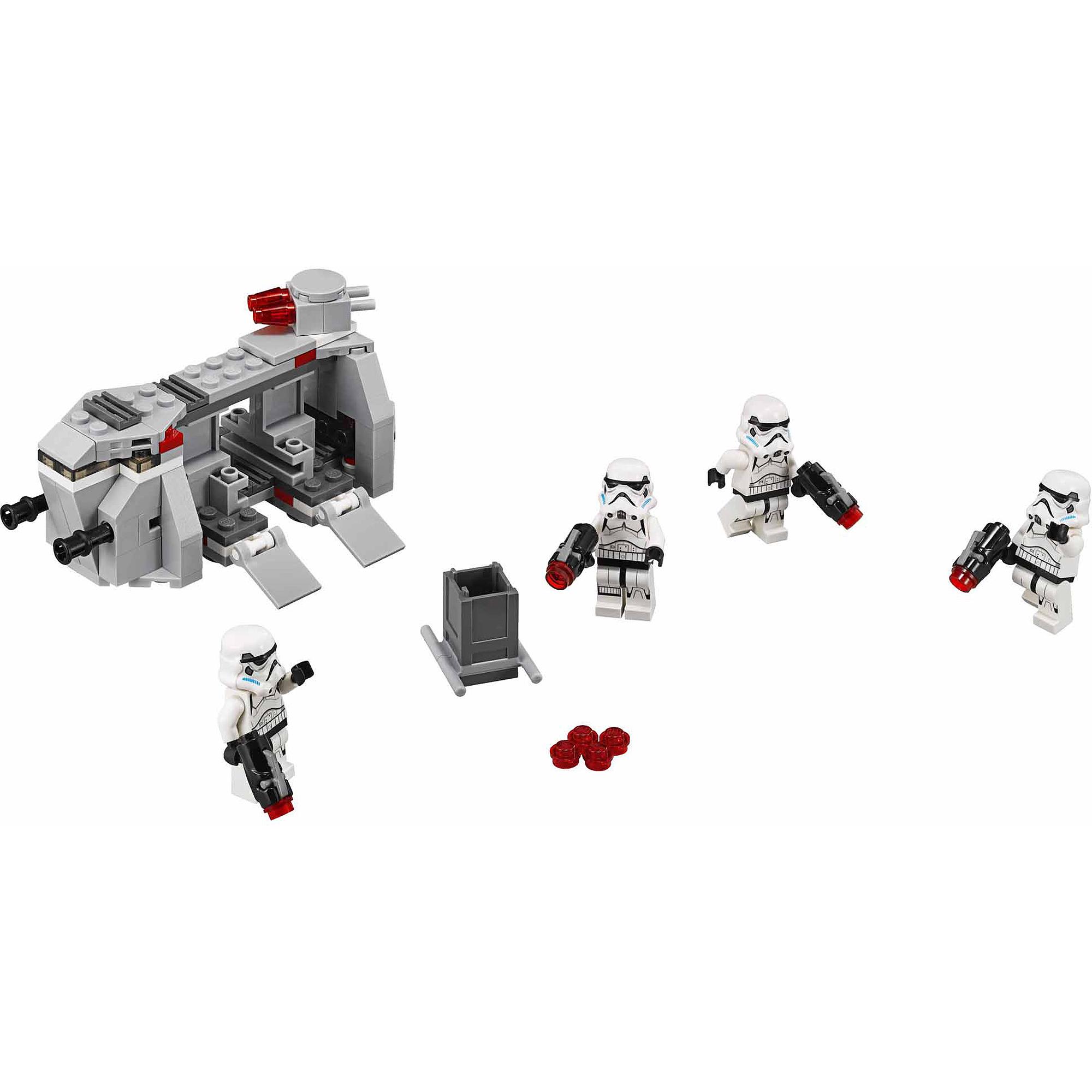 SWR Imperial Troop Transport Lego Set 3
