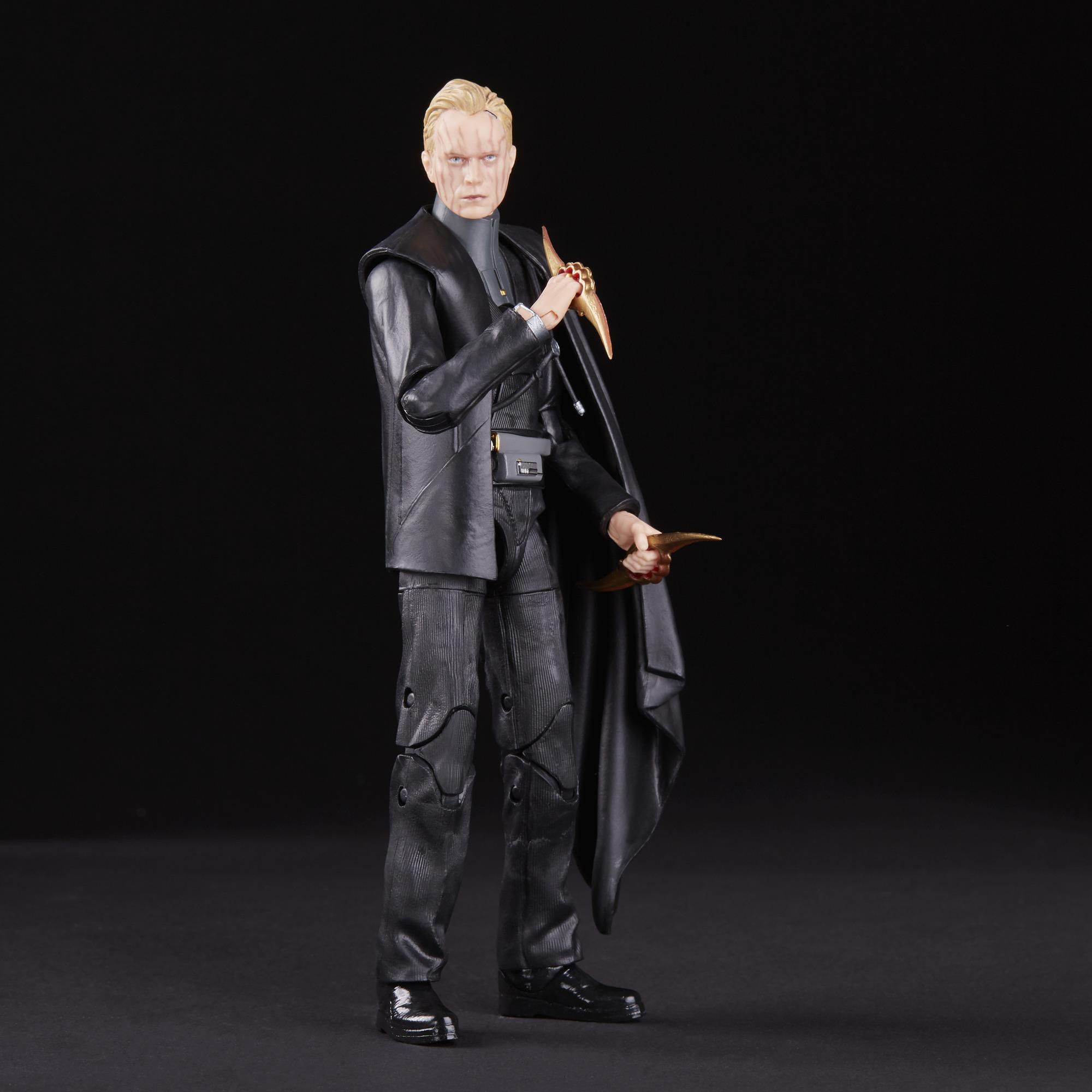 Solo: ASWS Dryden Vos Black Series Figure 4