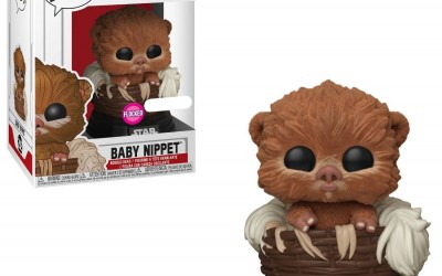 New Return of the Jedi Baby Nippet Flocked Funko Pop! Bobble Head Toy now in stock!