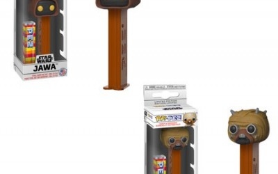 New A New Hope Funko Tusken Raider & Jawa PEZ Dispensers 2-Pack now available!