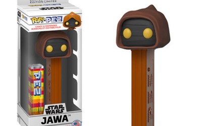 New A New Hope Jawa Funko Pop! PEZ Dispenser now available!