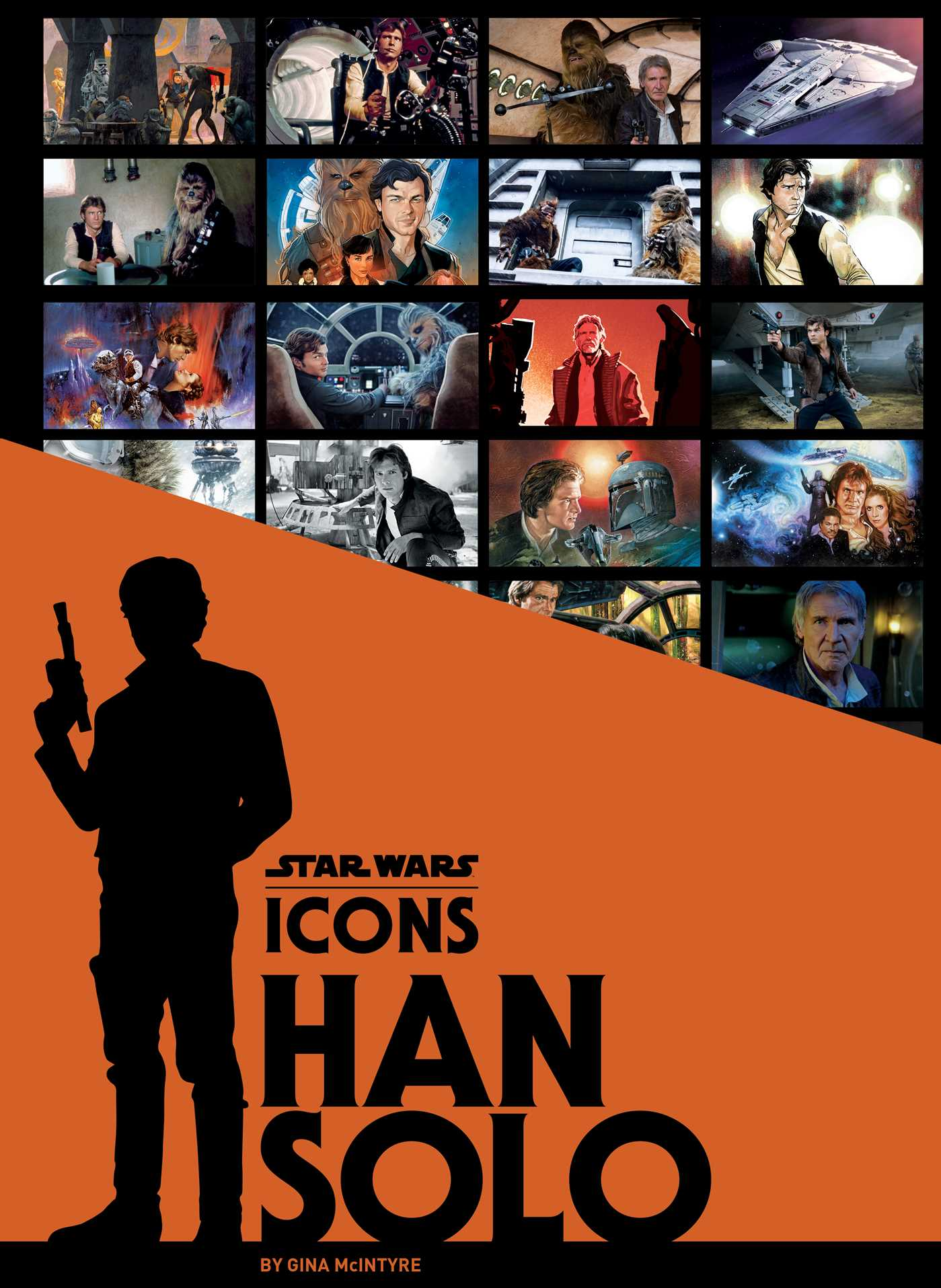 SW Icons: Han Solo Book