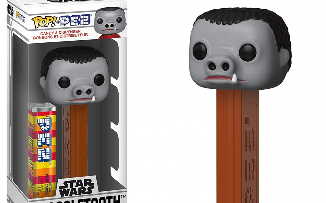 New Star Wars Funko Pop! Snaggletooth PEZ Dispenser now available!
