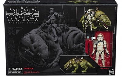 New A New Hope Black Series Dewback and Sandtrooper Figure 2-pack now available!