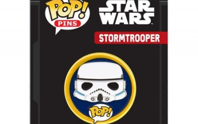 New Star Wars Funko Pop! Imperial Stormtrooper Pin now available!