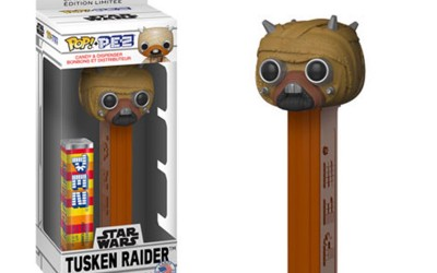 New A New Hope Funko Pop! Tusken Raider PEZ Dispenser now in stock!