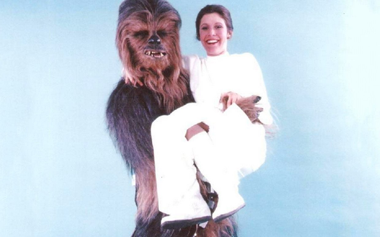 Peter Mayhew Photos 4