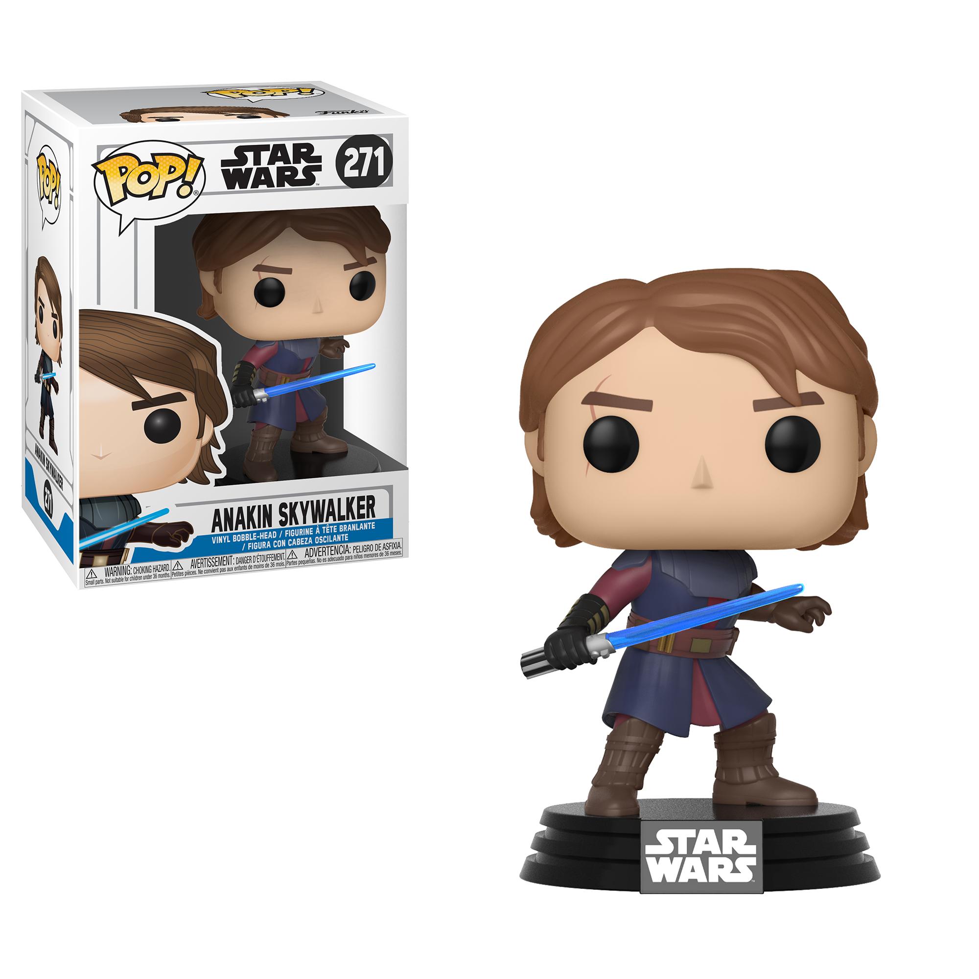 SWTCW FP Anakin Skywalker Bobble Head Toy