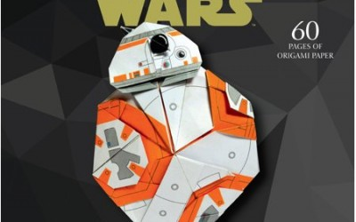 New Force Awakens Origami Book now available!