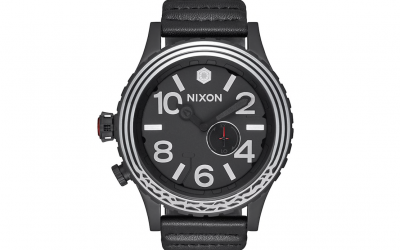 New Last Jedi Kylo Ren Black 51-30 Watch available for pre-order!