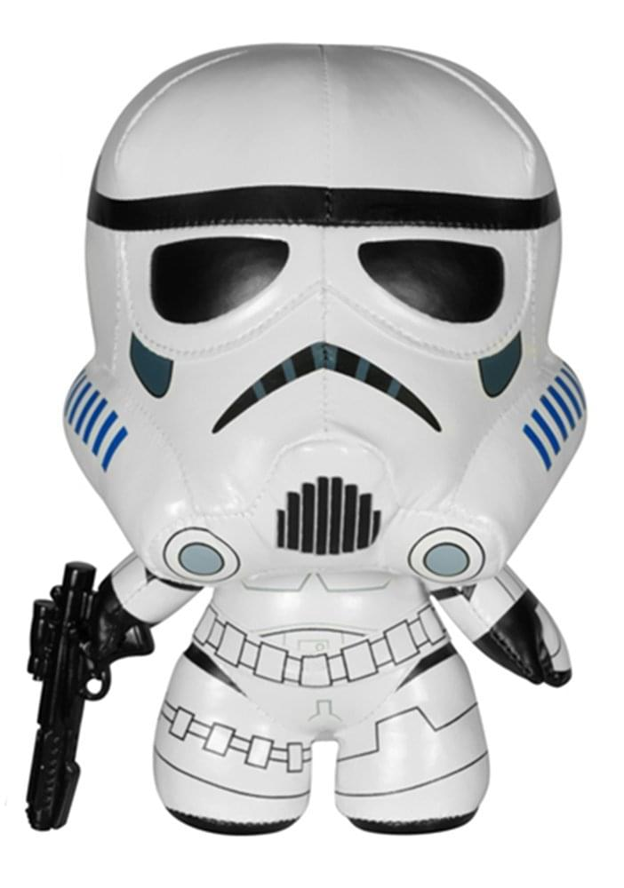 SW FP Stormtrooper Stand-Up Plush Toy