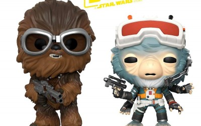 New Solo Movie Chewie and Rio Funko Warp Gadgets Bundle available!