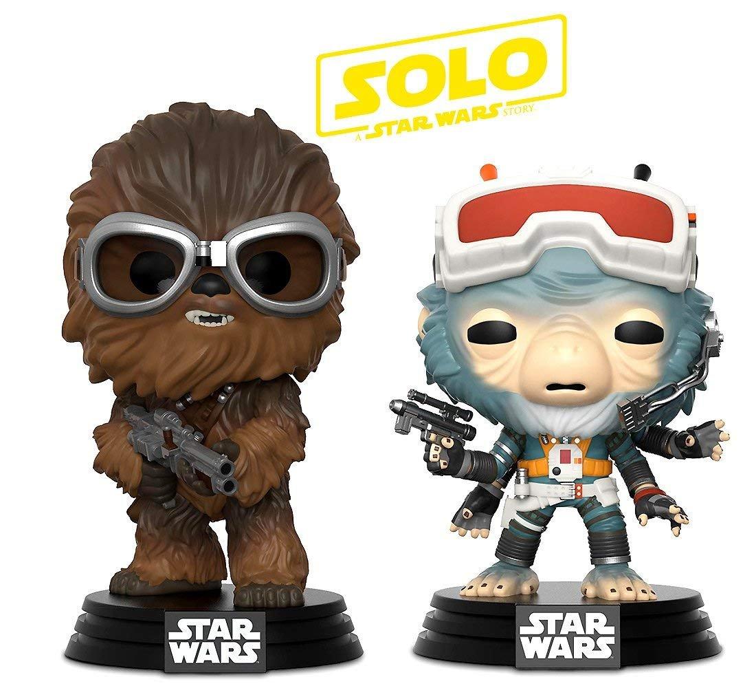 Solo: ASWS Chewie and Rio Funko Warp Gadgets Bundle