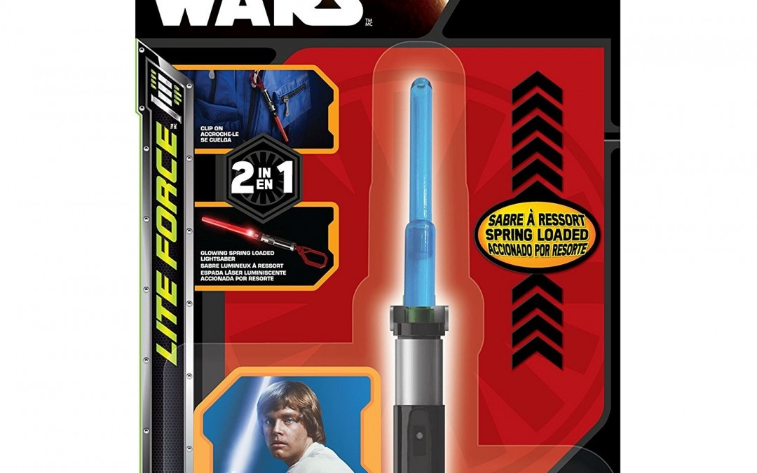 New Force Awakens Lightsaber Action Lite 3-Pack available now!