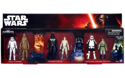 New Force Awakens Epic Battles Figure 6-Pack now available!