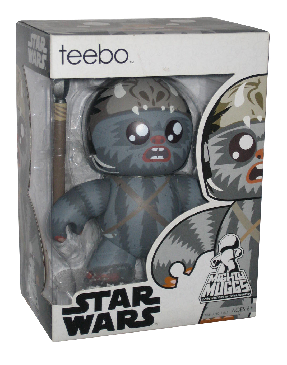 ROTJ MM Teebo Figure