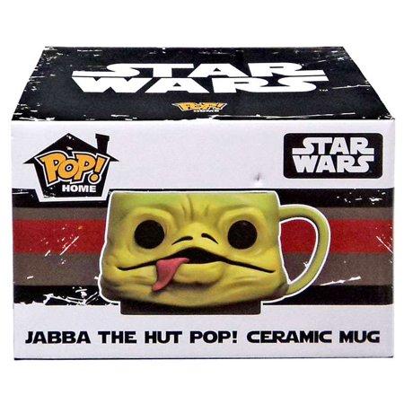 New Star Wars Funko Jabba the Hut Ceramic Mug available!