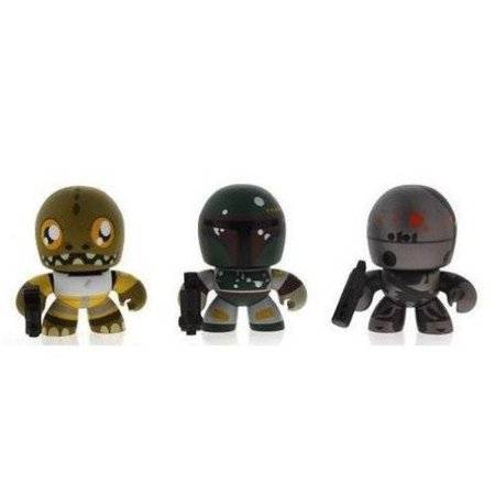 TESB Mighty Muggs Mini Figure 3-Pack 2