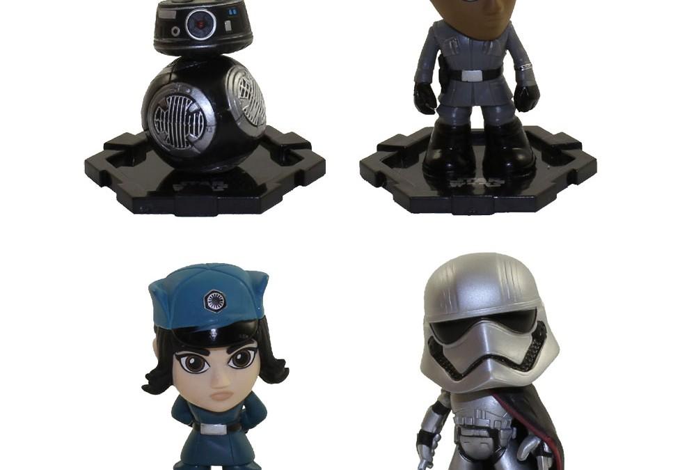 New Last Jedi Funko Mystery Mini 4-Pack now in stock!
