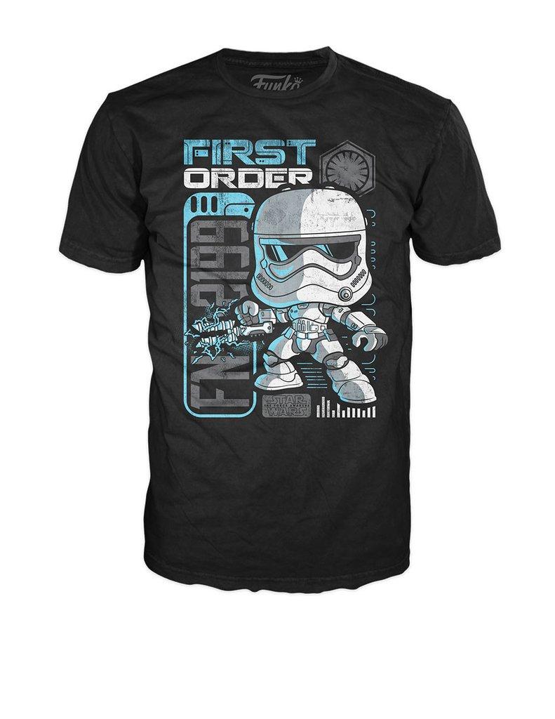 TFA First Order Riot Control Trooper Funko T-Shirt