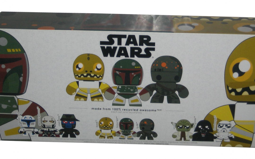 New Empire Strikes Back Mighty Muggs Mini 3-Pack available now!