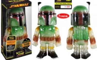 New Star Wars Funko Boba Fett Premium Glitter Hikari Figure available now!