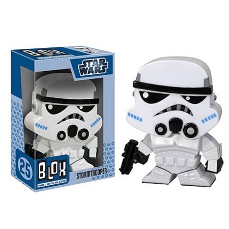 New Star Wars Stormtrooper Funko Pop! Blox Bobble Head available!