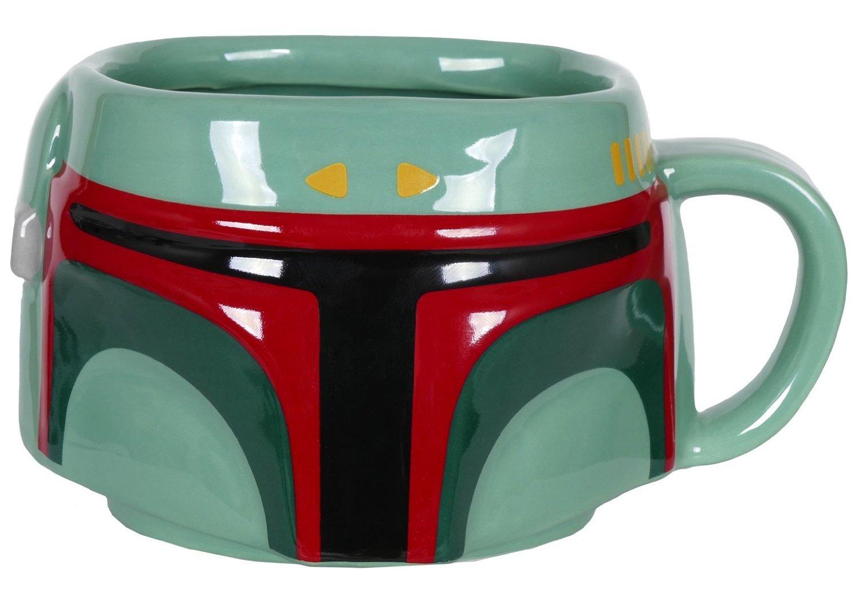 SW FP Boba Fett Ceramic Mug 2