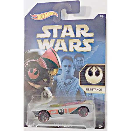 New Force Awakens Hot Wheels Fast Felion Resistance Die-Cast Car available now!