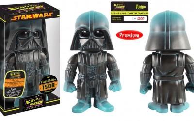 New Star Wars Funko Darth Vader Lightning Premium Hikari Figure available!