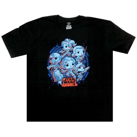 New Star Wars Rebels Funko Pop! Smuggler's Bounty T-Shirt available!