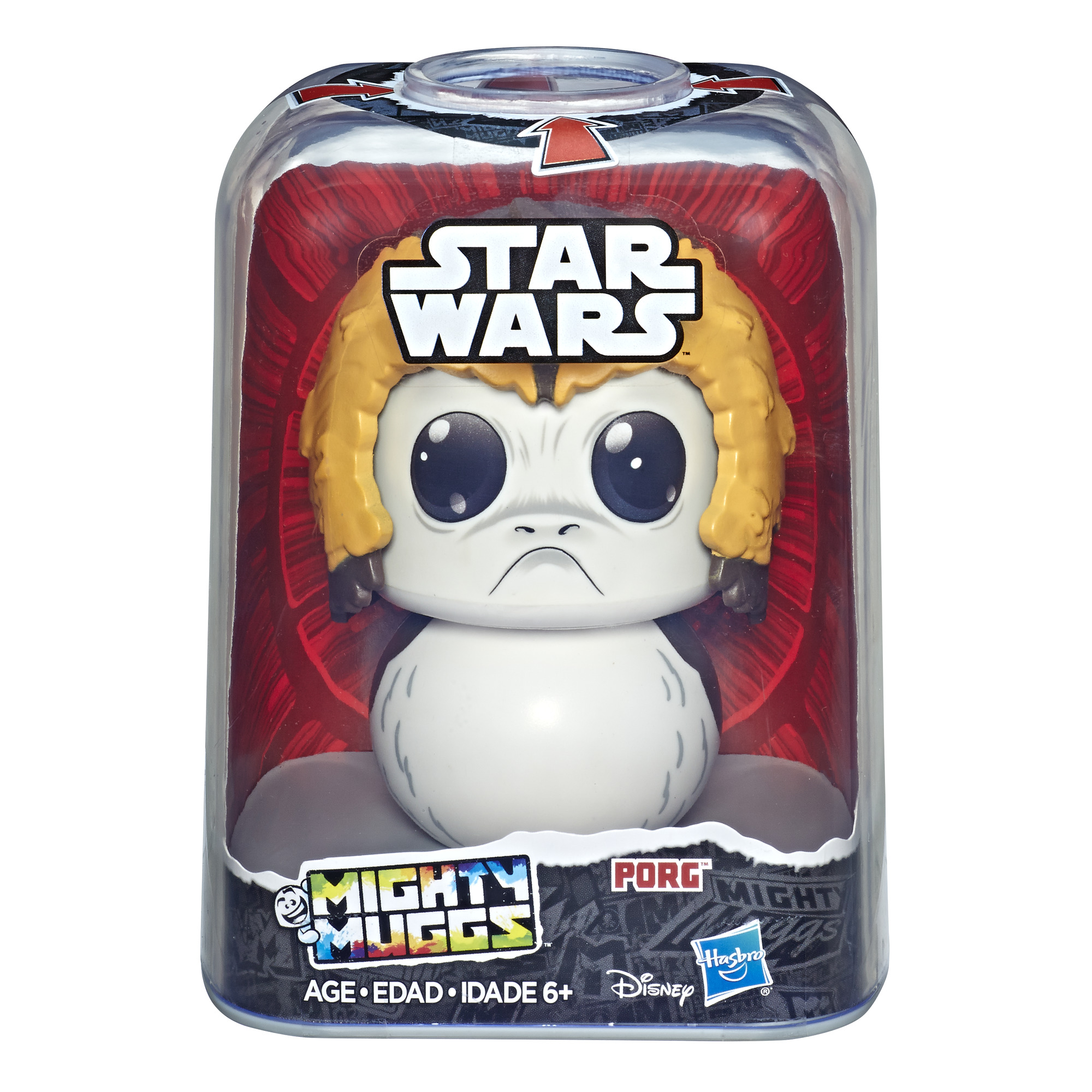 TLJ Mighty Muggs Porg Figure 1